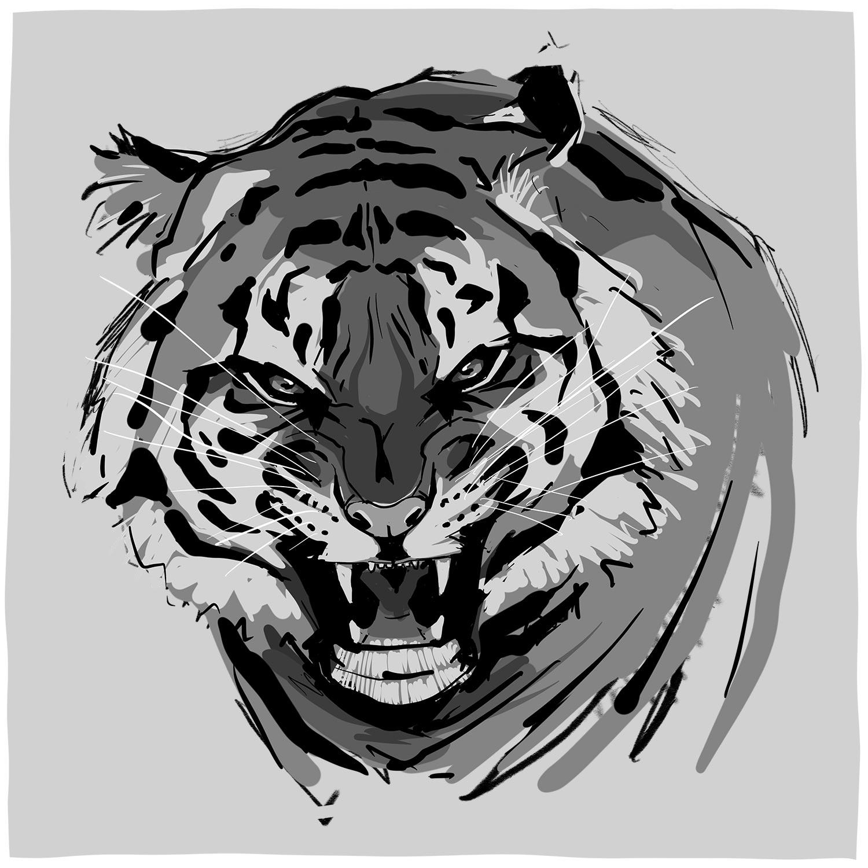 Andreas-Geier-Inks-Tiger